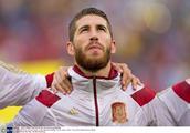 """皇家马德里队的拉莫斯""""没有意识到""""伯纳乌球迷对他嘘声"""