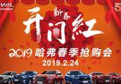上海乐驰新春开门红 2019春季抢购会