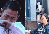 蓝洁瑛去世,刘德华情绪崩溃到伤心痛哭,多年前往事终于公开
