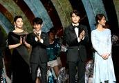 第12届金鹰节颁奖礼开场 李易峰等一众提名演员一起亮相舞台