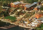 名人豪宅深度游4:比尔盖茨1.23亿的家,每年房产税100万