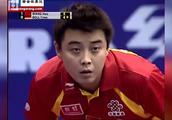 2007世界杯半决赛 男单 王皓vs波尔 乒乓球比赛视频