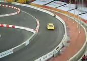 世界车王争霸赛之林志颖赛车,简直是秒杀对手啊!