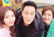 《我身后的陶斯》郑诗雅&苏志燮&金汝真:晒三人自拍照