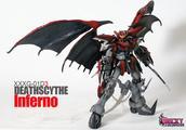 模玩控:蝙蝠翅膀,来自地狱的红色死神