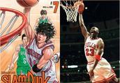 灌篮高手这些角色的参照原型井上只承认过三个,三井没有NBA原型
