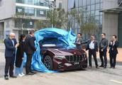 乐视造电动车不算什么!武汉这家地质公司造了台氢能SUV!