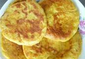 南瓜饼的新做法,不蒸南瓜不和面,不用1滴油,健康又好吃