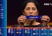 女足世界杯中国陷死亡组,与德国西班牙南非同组,中国能否出线?