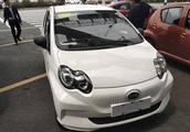 比亚迪最便宜的电动车要来了,4月1日开启预售,灰色车身真帅!