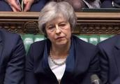 """再次否决!特蕾莎·梅最新动议遭拒,英两党上演一出""""大戏""""!"""