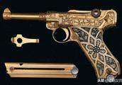 用黄金制作的枪械,真的可以正常使用吗?来听听专家是怎么说的