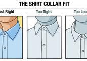 如何挑选合身的男士正装衬衫