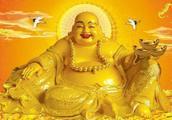 佛祖下凡福星高照,愿你大德大年,吉庆有福,年年有余