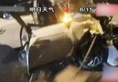 网约顺风车又出命案!司机追尾大货车,后排乘客当场死亡!