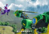 神兽金刚:林聪从霸天魔龙口中救了希望元神,变身麒麟超人!