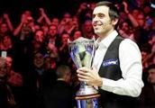 「英锦·记忆」2014英锦赛,奥沙利文10-9特鲁姆普,第五度夺冠