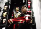 我的爸爸是钢铁侠:杭州爸爸实力宠娃,自制