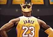 詹姆斯位列NBA历史得分榜第六位,距离第一还会远吗?