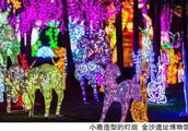 品古蜀文化!元宵节到成都金沙遗址博物馆看绚烂彩灯