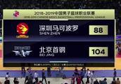 CBA季后赛,北京又赢一场