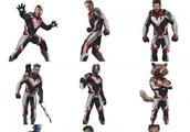 网传《复仇者联盟4》全新概念图 全员装备量子制服
