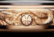 江诗丹顿这几件独一无二猛禽猛兽高级艺术腕表,举世无双……