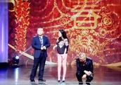 岳云鹏和曲婉婷合作《五环》,无视郭德纲,气到老郭蹲地上!