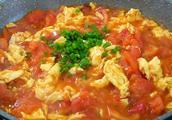西红柿炒鸡蛋可以减肥吗?