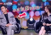 罗晋唐嫣《归去来》剧组做客北京卫视,罗晋上演机智五连拍