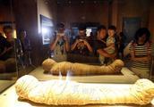 古埃及木乃伊亮相合肥