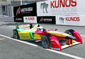 """法拉利F1大战""""电动方程式""""赛车,还是烧油跑得快"""