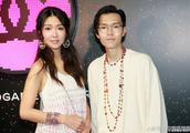 薛凯琪方大同一起出席香奈儿的活动 被网友调侃:两人变形好严重