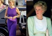 戴安娜王妃30年前的绝美生活照,在没有PS的年代,美的让人惊叹