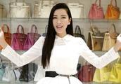 女明星钟情爱马仕铂金包,刘涛的最贵,能在北京换套房!