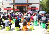 """利川市谋道镇卫生院将""""支部主题党日活动""""开展到精准扶贫一线"""