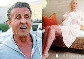 史泰龙前妻再次怀孕!55岁生第5胎,史泰龙犀利回应了6个字!