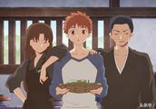十大日本动漫中常见的美食,有没有