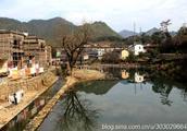 实拍江西瑶里古镇的村居场景(图)