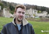 11岁英国小男孩爱上一座古堡……20多年后,他的童话梦成真了