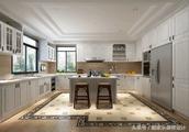 十几款厨房装修设计效果图推荐!橱柜风格大全
