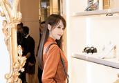 唐嫣 一身焦糖色出镜,身姿曼妙,丽质天成,最美女孩