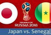 日本vs塞内加尔 亚非两洲仅存荣耀,最不被看好的榜首之战