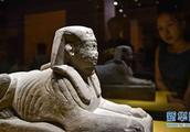 辽宁省博物馆举办古埃及文物特展