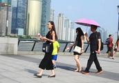 上海:神奇外滩和繁华南京路
