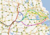 宁安高铁,让时空距离的骤缩,安庆站将成为大型枢纽站!