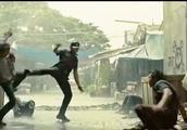 杀破狼2:托尼贾不愧是泰拳高手,打斗犀利凶狠,感觉比吴京还强