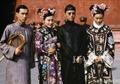 《末代皇帝》第一部被允许进入紫禁城拍摄的电影