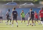 西班牙超级杯前巴萨最后一练!巴萨能否战胜塞维利亚顺利捧杯?