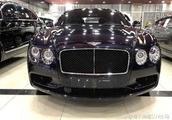 18款宾利飞驰V8S最低报价 奢华手工艺